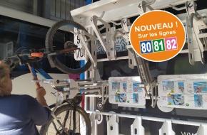 Porte vélos - Pays de Fillière
