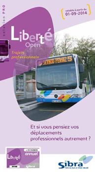 Liberté Open pour les déplacements professionnels