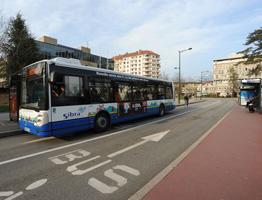 Bus en ville