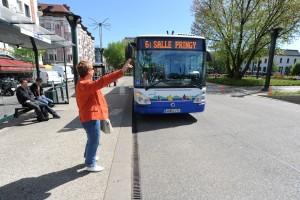Règlement bus stop bus
