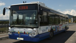 SIBRA - Bus standard Viaduc