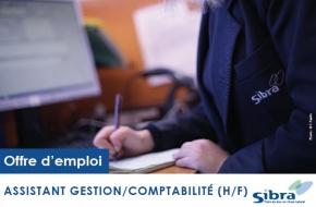 Assistant(e) Gestion/Comptabilité