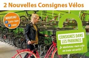 Consignes Vélos