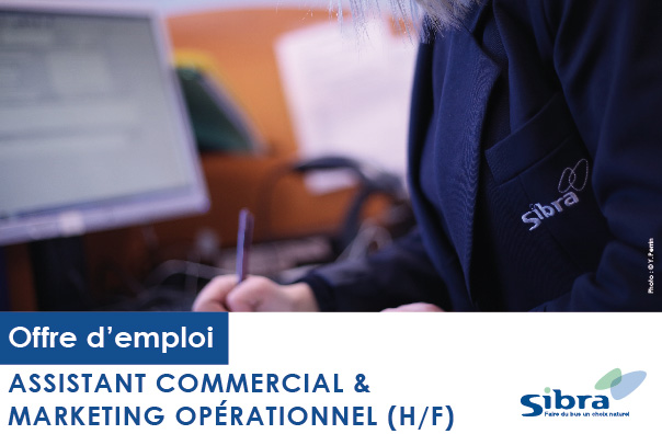 Assistant Commercial / Marketing Opérationnel
