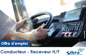 Recrutement conducteur 2018