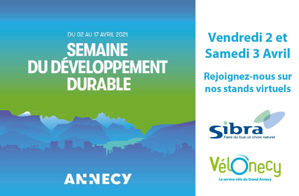 Village du développement durable 2021