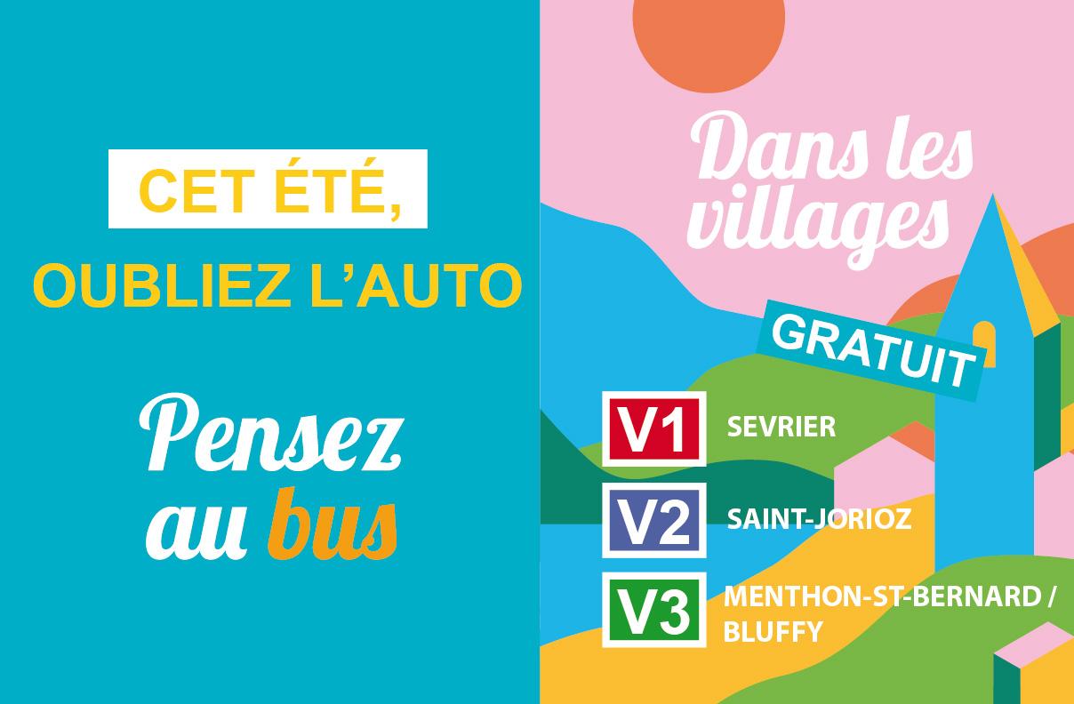 Actualité Lignes Village 2021