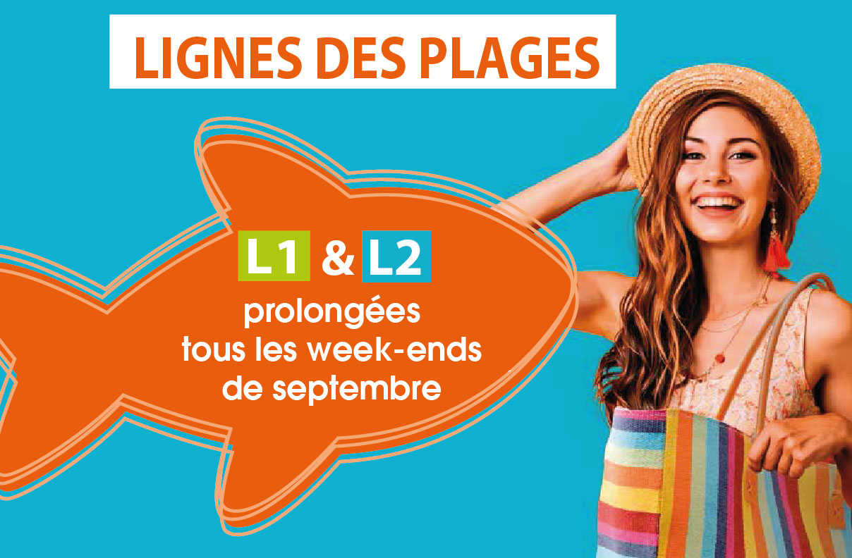 Prolongement L1 et L2 Septembre