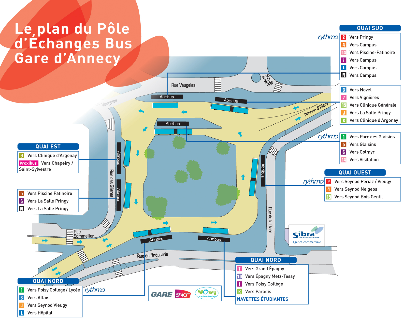 Plan Gare 29 avril 2019