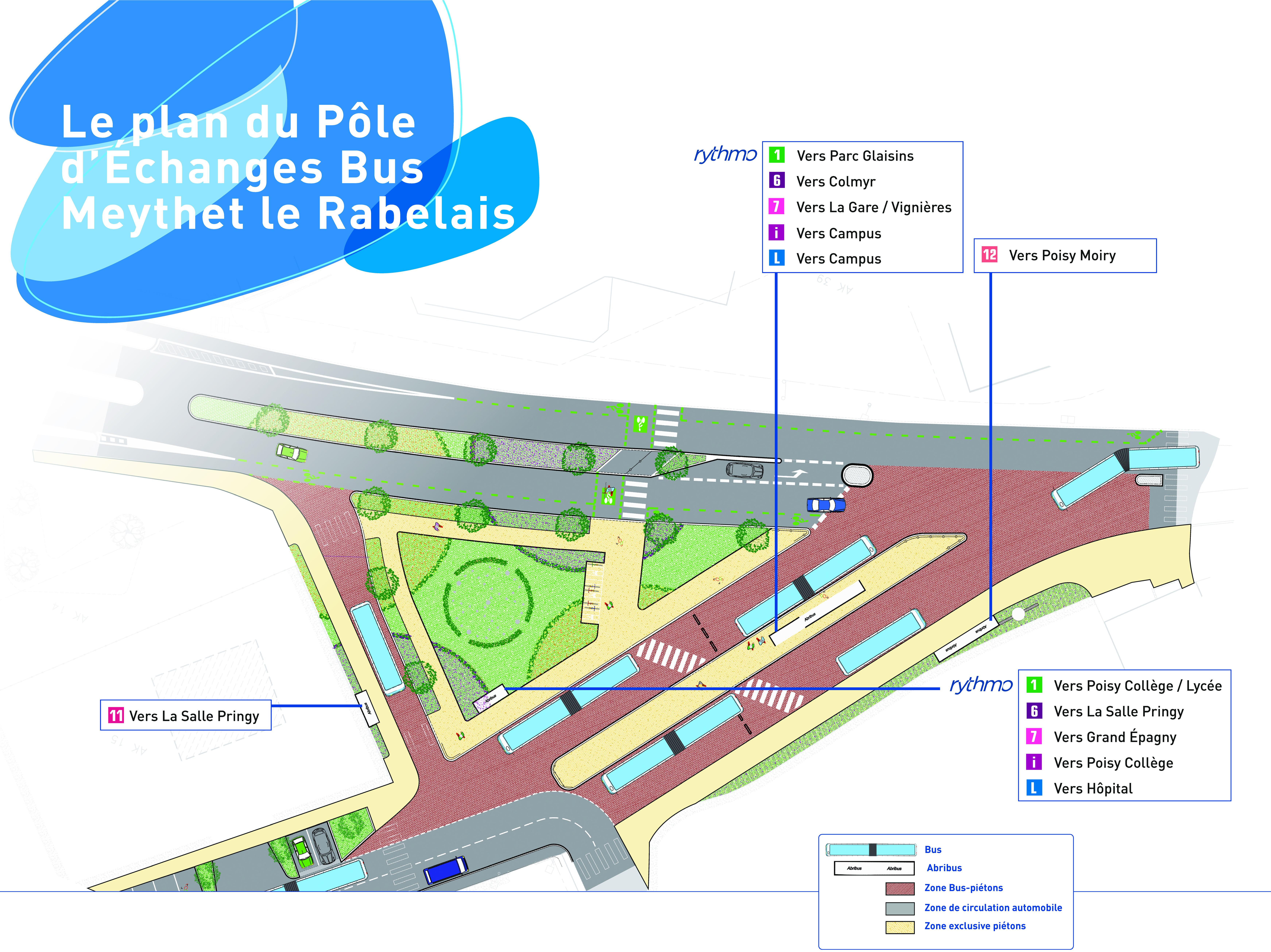 Plan Pole Meythet Septembre 2020