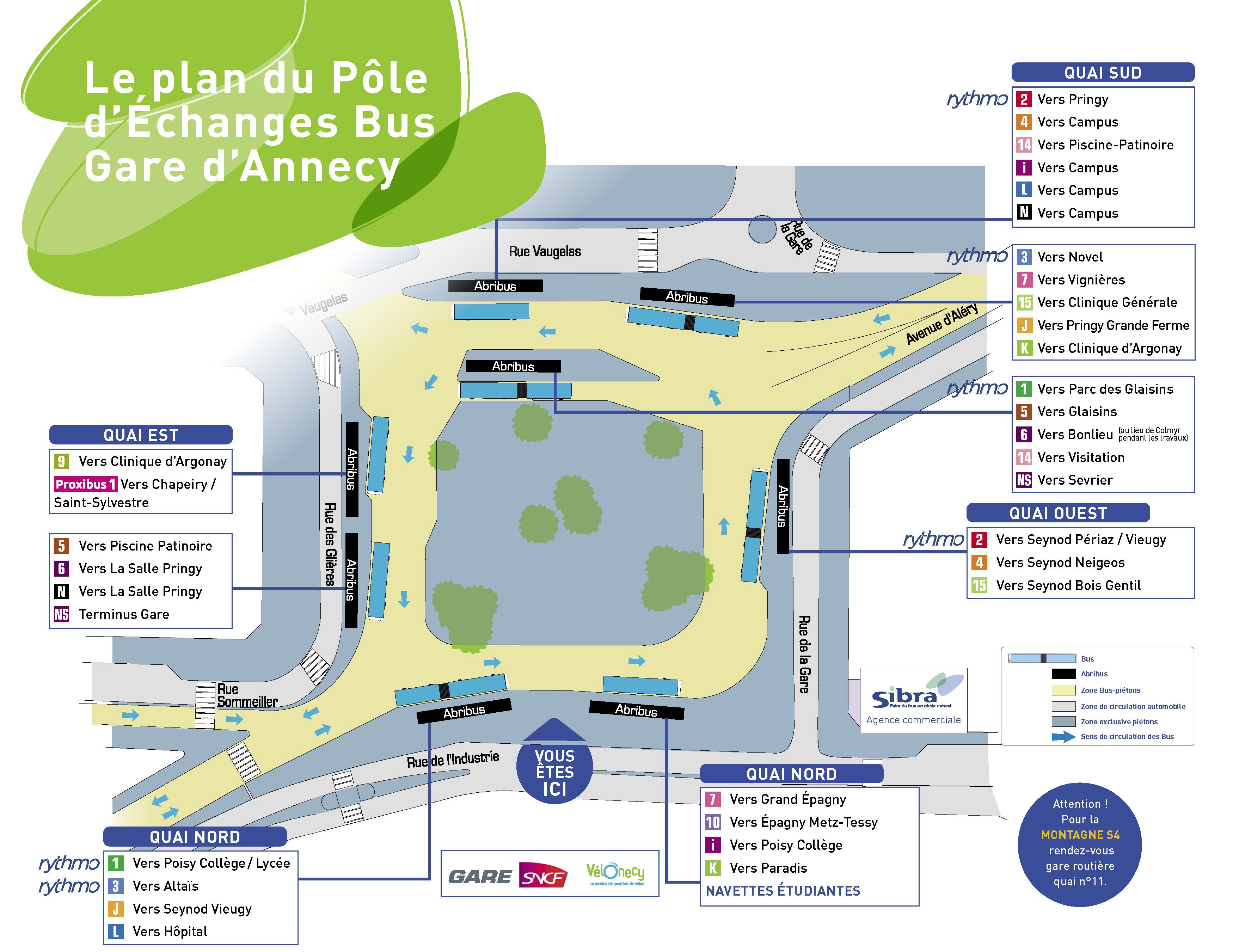 Plan Gare Septembre 2021