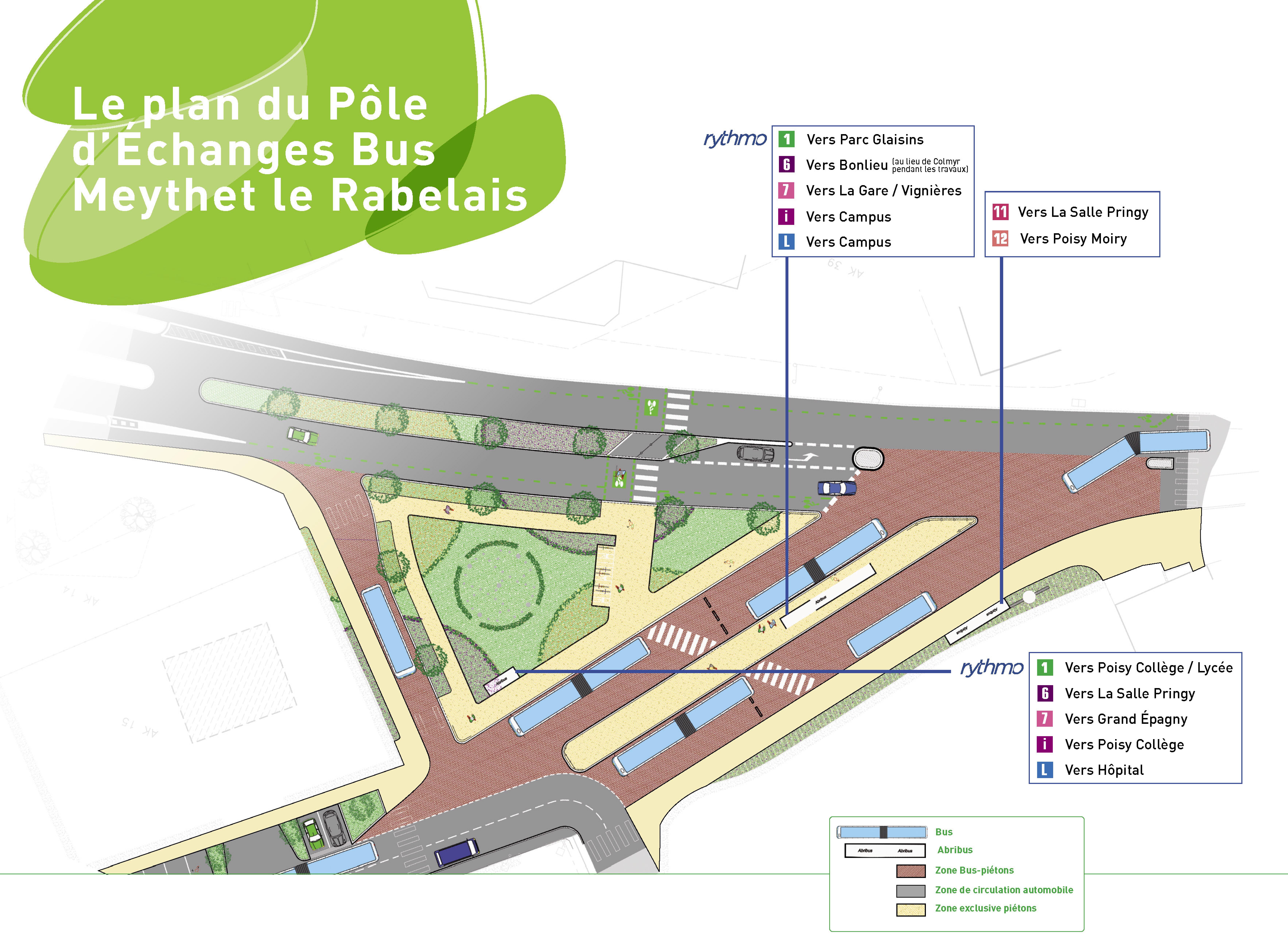 Plan Pole Meythet Septembre 2021
