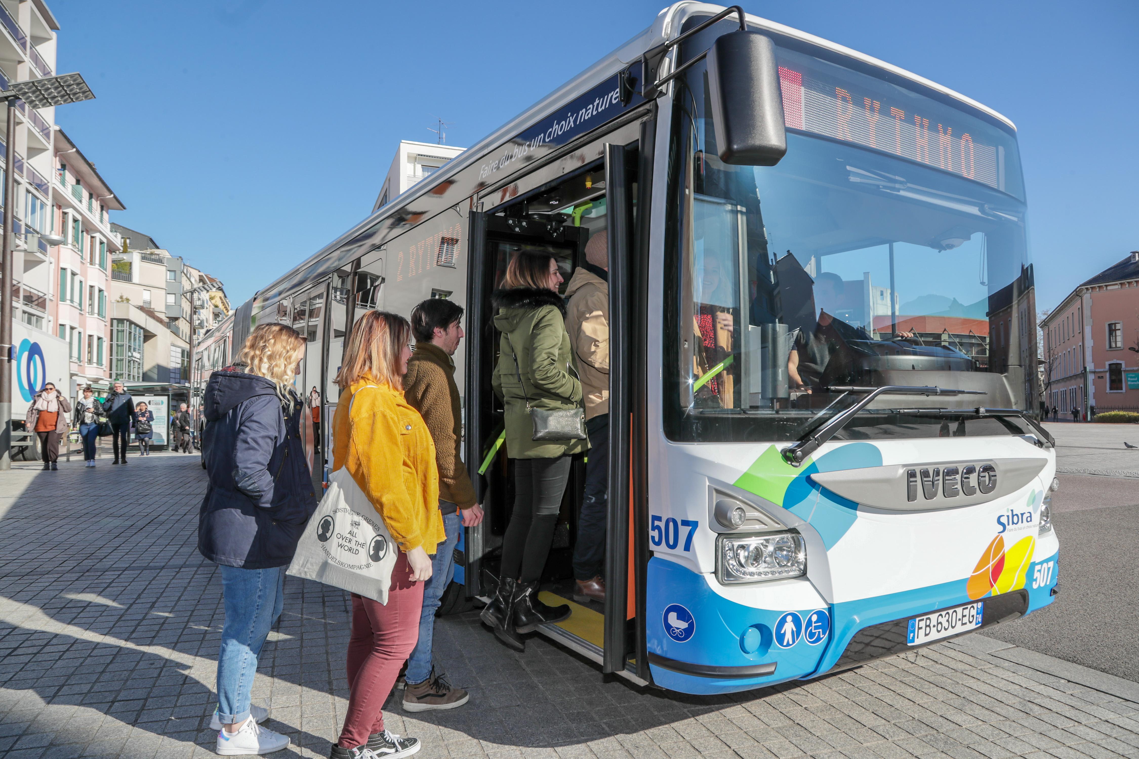 Bus Sibra Rythmo