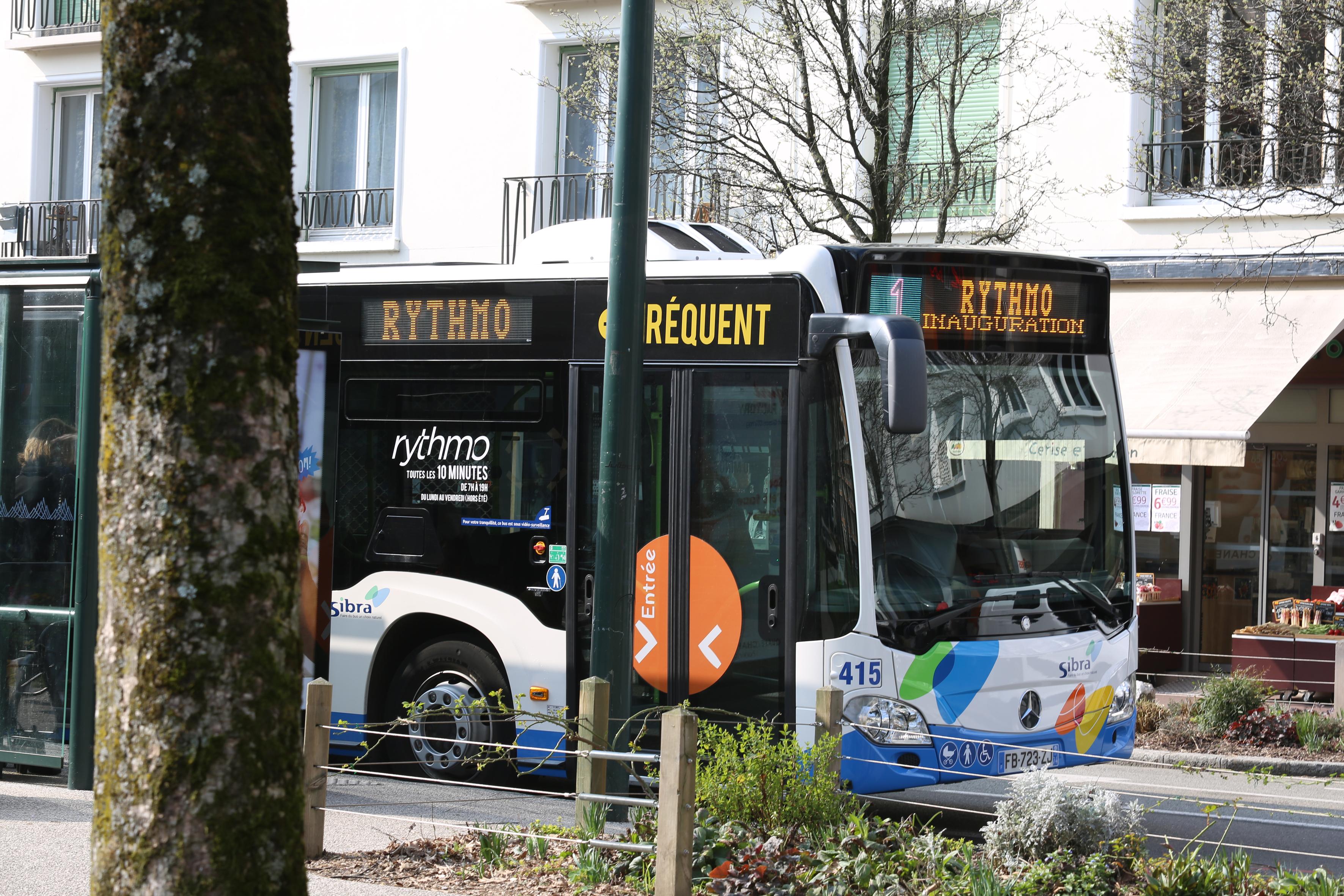 Bus standard Sibra