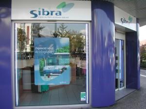 Contact espace Sibra