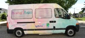 Handibus - bus pour les handicapés