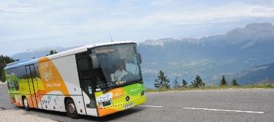 Bus SIBRA Ligne d'été
