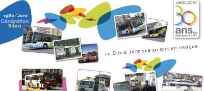 Affiche SIBRA fête ses 30 ans